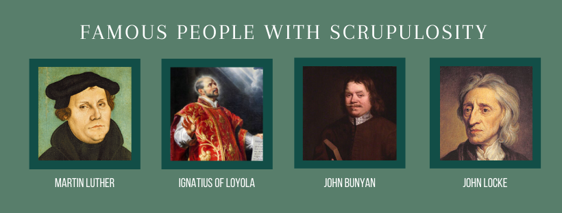famous people with scrupulosity