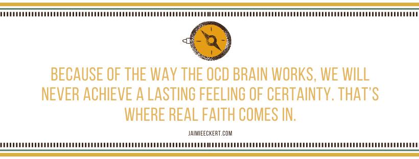 real faith and scrupulosity