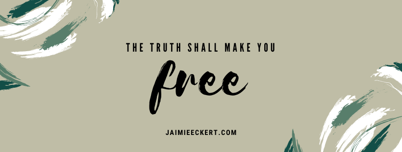 truth shall make you free from scrupulosity