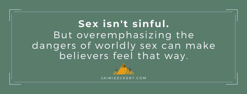sex isn't sinful